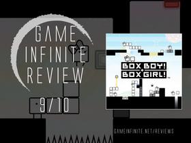 BoxBoy! + BoxGirl! - Gi Review