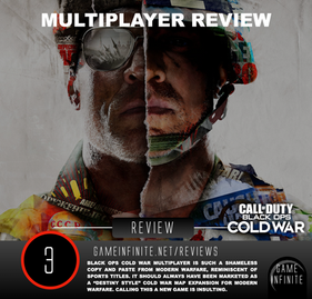 Call of Duty Black Ops Cold War MULTIPLAYER - Game Infinite Review