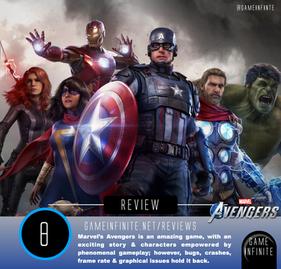 Marvel's Avengers - Game Infinite Review