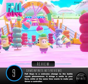Fall Guys: Ultimate Knockdown - Game Infinite Review