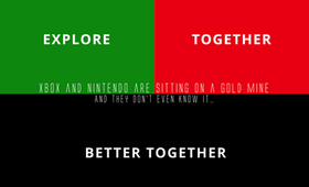 Xbox and Nintendo are sitting on a GOLD MINE...and they don't even know it.