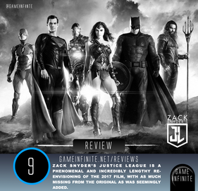 Zach Snyder's Justice League - Game Infinite Review