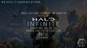 The Xbox Games Showcase and Halo Infinite Gameplay Reveal prove once and for all Youtube Livestream