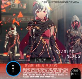Scarlet Nexus - Game Infinite Impressions Review