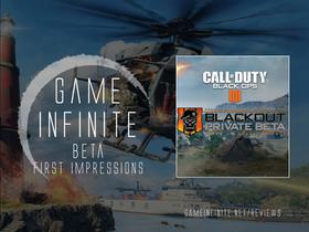 BLACKOUT Beta First Impressions (COD BO4)