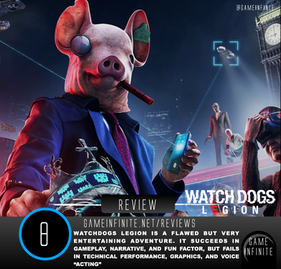 Watchdogs Legion - Game Infinite Review