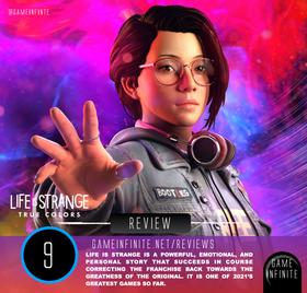 Life is Strange True Colors - Game Infinite Review (Non-Spoiler)