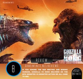 Godzilla VS Kong - Game Infinite Review