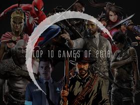 Game Infinite's Top 10 Games of 2018