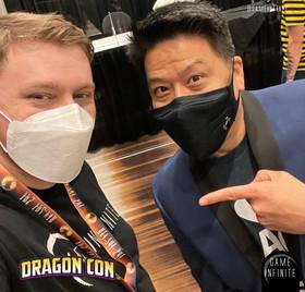 Dragoncon 2021 - Event Recap