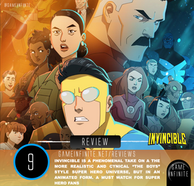 Invincible - Game Infinite Review