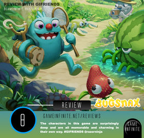 Bugsnax - Game Infinite Friends Review