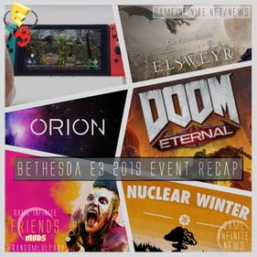 Bethesda E3 2019 - Recap