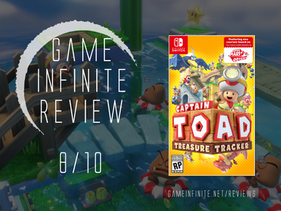 Captain Toad: Treasure Tracker (Switch) Review