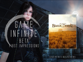 Black Desert Beta Impressions