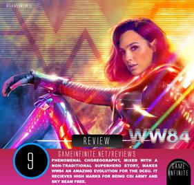Wonder Woman 1984 - Game Infinite Review