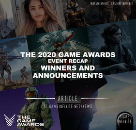 Game Awards 2020  Winners and Announcements RECAP