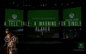 A Tell Tale: A Warning for Single Player...
