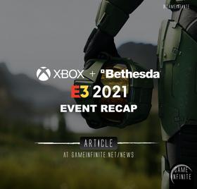 Xbox + Bethesda E32021 Event Recap