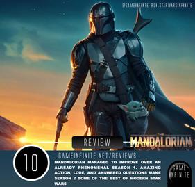 The Mandalorian Season 2 - Game Infinite Review (Spoilers)