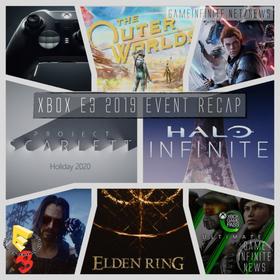 Xbox E3 2019 - Recap