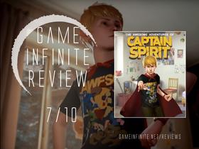 Captain Spirit Review