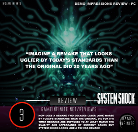 SYSTEM SHOCK (REMAKE) - Game Infinite Demo Impressions Review