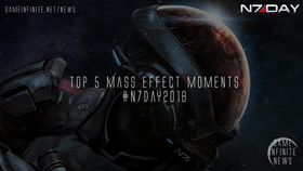 N7 Day 2018 - Top Mass Effect Moments