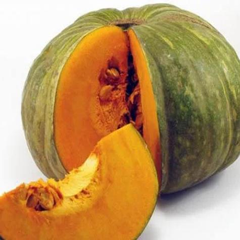 Zapallo Amarillo corte de un kilo FRESCO