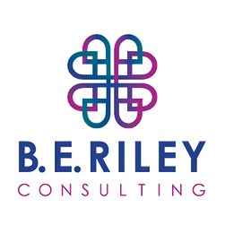 B. E. RILEY Consulting logo