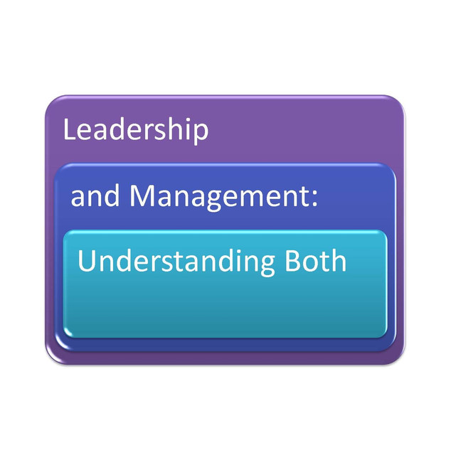 Leadership and Management: Understanding Both