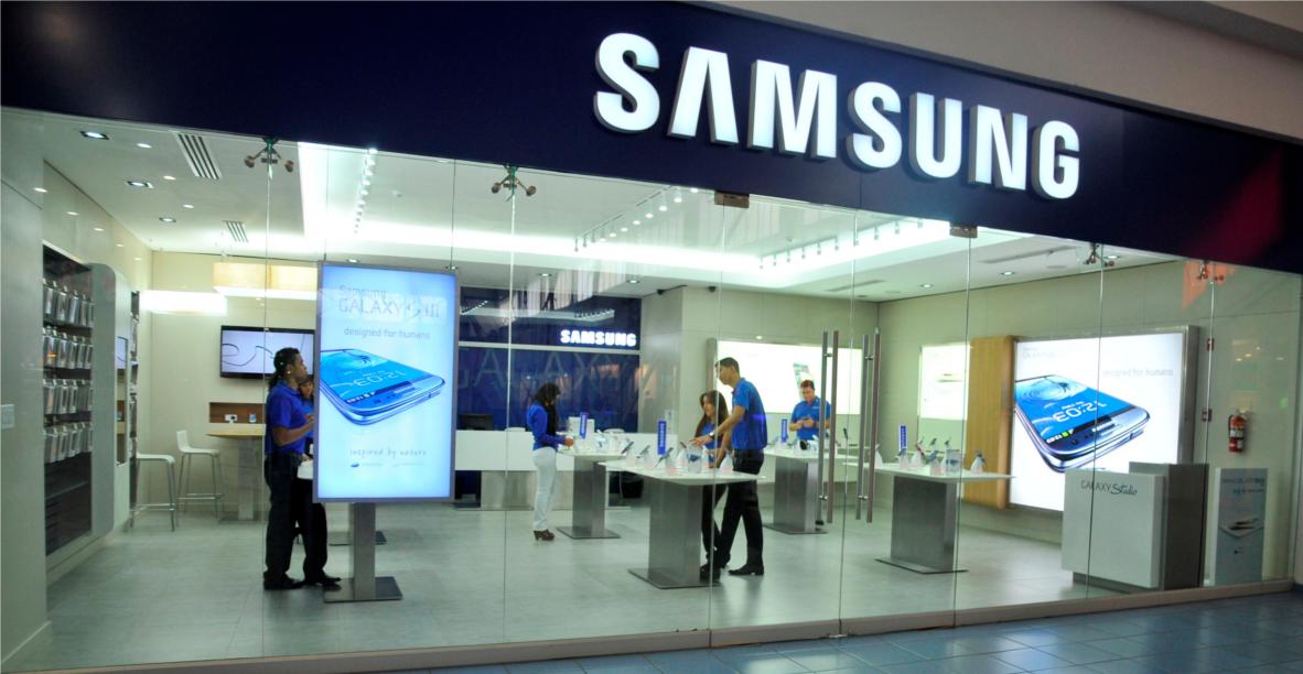 Samsung-Tienda