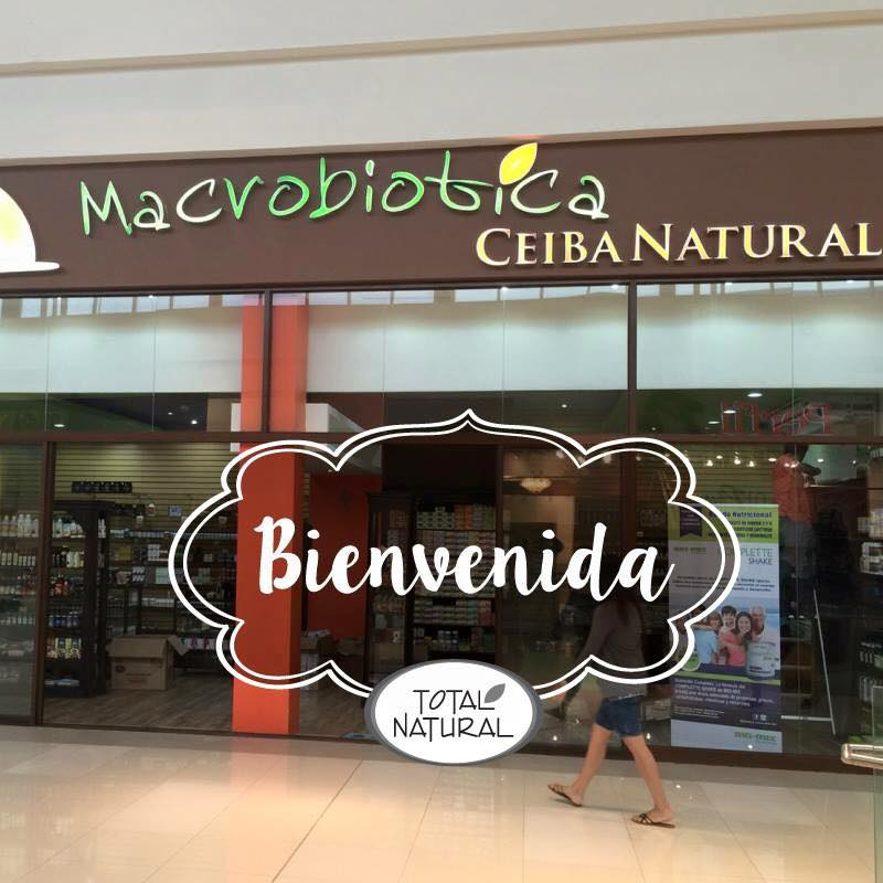 Macrobiotica Ceiba Natural