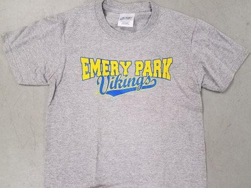 Gray Emery Park T-Shirt