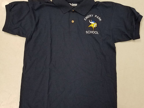 Navy Blue Emery Park Polo Shirt