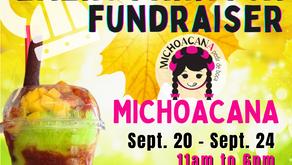 Michoacana Fundraiser