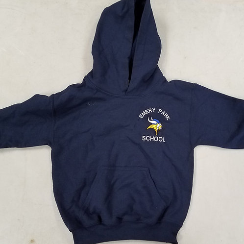 Emery Park Pull Over Hoodie with Embroidery Viking