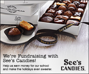 See's Candy Spring Fundraiser
