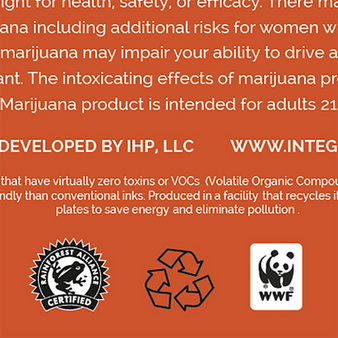 IHP Brochure Sustainability
