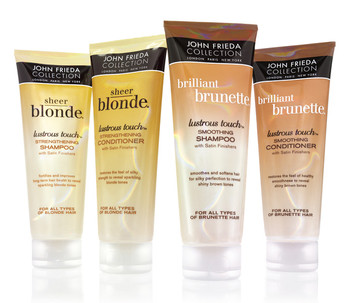 John Frieda Lustrous Touch Line Extension