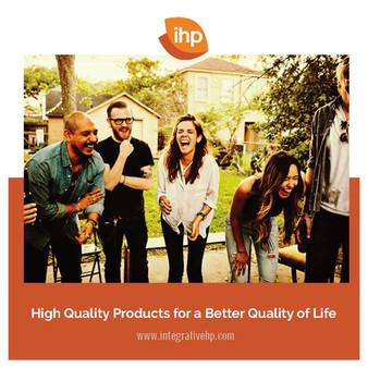 IHP Brochure Cover