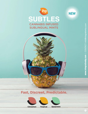 Poster for Subtles Infused Mints