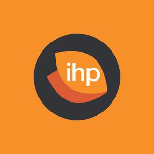 Integrative Health Products Logo Mark and Brand Identity