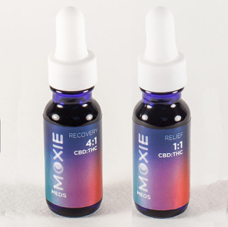 Moxie Meds Packaging