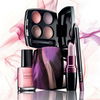 Package Design for Spring Collection for Avon Cosmetics