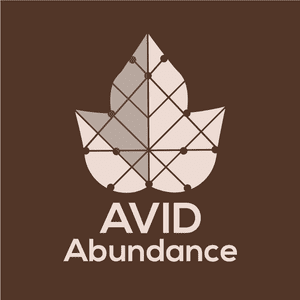 Avid Abundance Edibles Brand Identity and Logo Mark