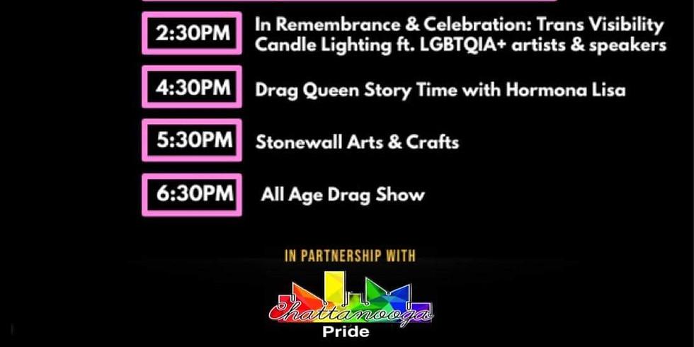 Pride Day at Wanderlinger