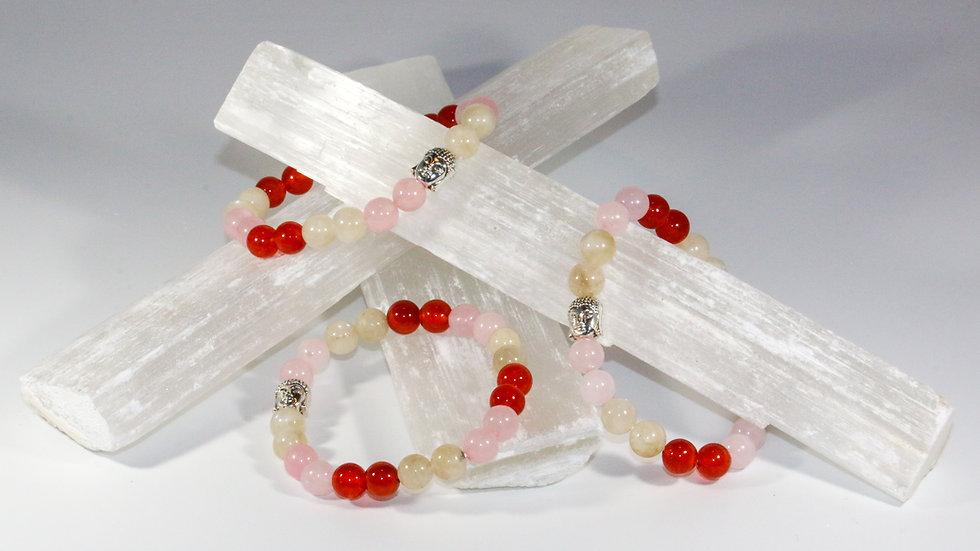 Pregnancy Crystal Bracelet