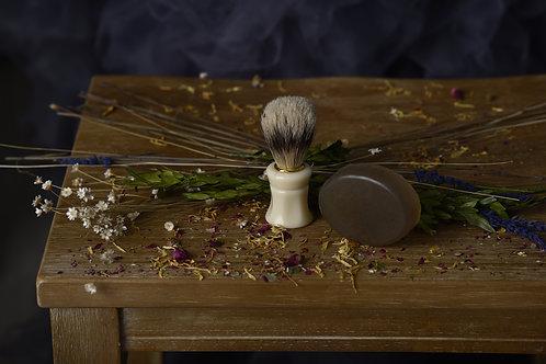 Shave Bar - Basil with Argan Oil & Shea Butter