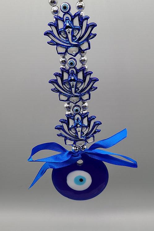 Evil Eye Ganesh Hanging Pendant